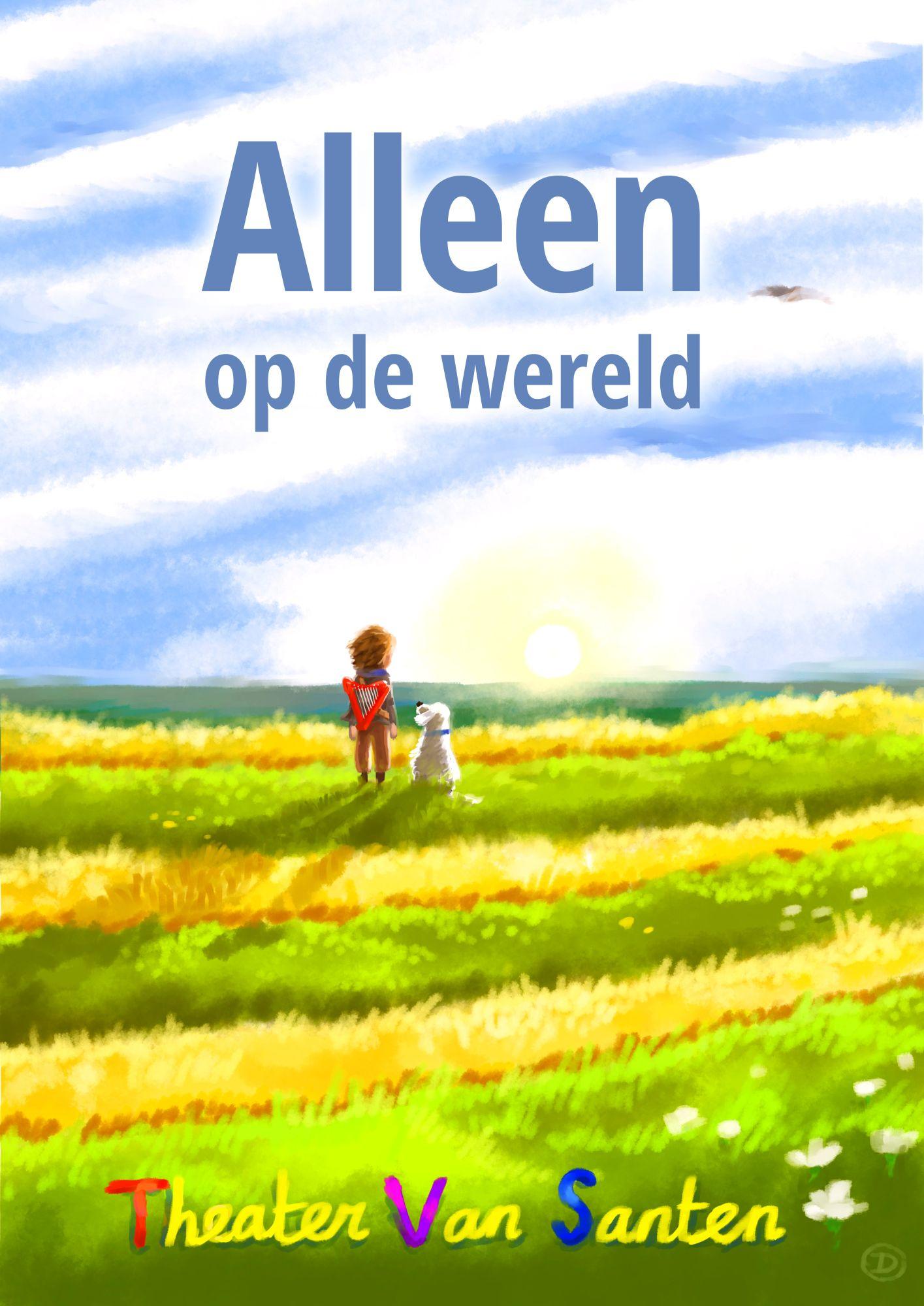 Theater_Van_Santen-Alleen_op_de_wereld-flyer-270kb